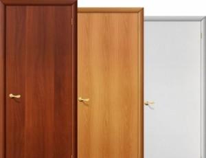 Преимущества строительных дверей