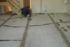 Как подготовить поверхность пола для заливки бетонной стяжки