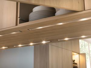 Основные нюансы установки светильников в мебель, выполненную из ламинированных древесно-стружечных плит