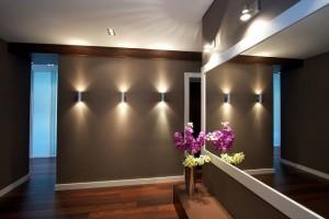 Основные разновидности настенных светильников