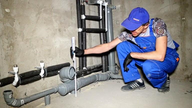 Основные рекомендации по установке канализационных систем