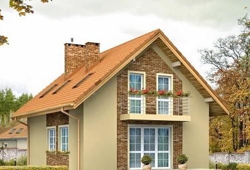 Как обустроить двускатную мансардную крышу
