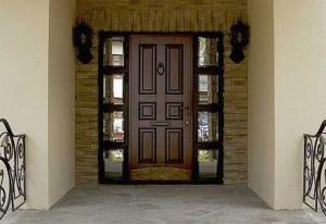 Металлическая входная дверь – залог безопасности в квартире и доме