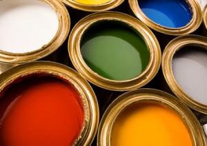 Общие сведения о составе и некоторых характеристиках различных окрасочных материалов